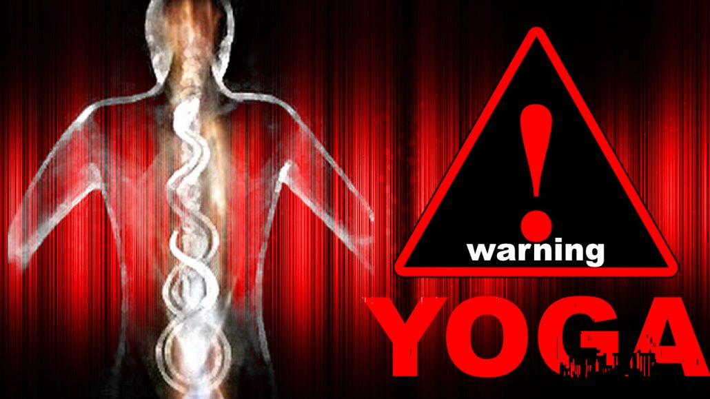 WARNING! Did you know this about yoga?